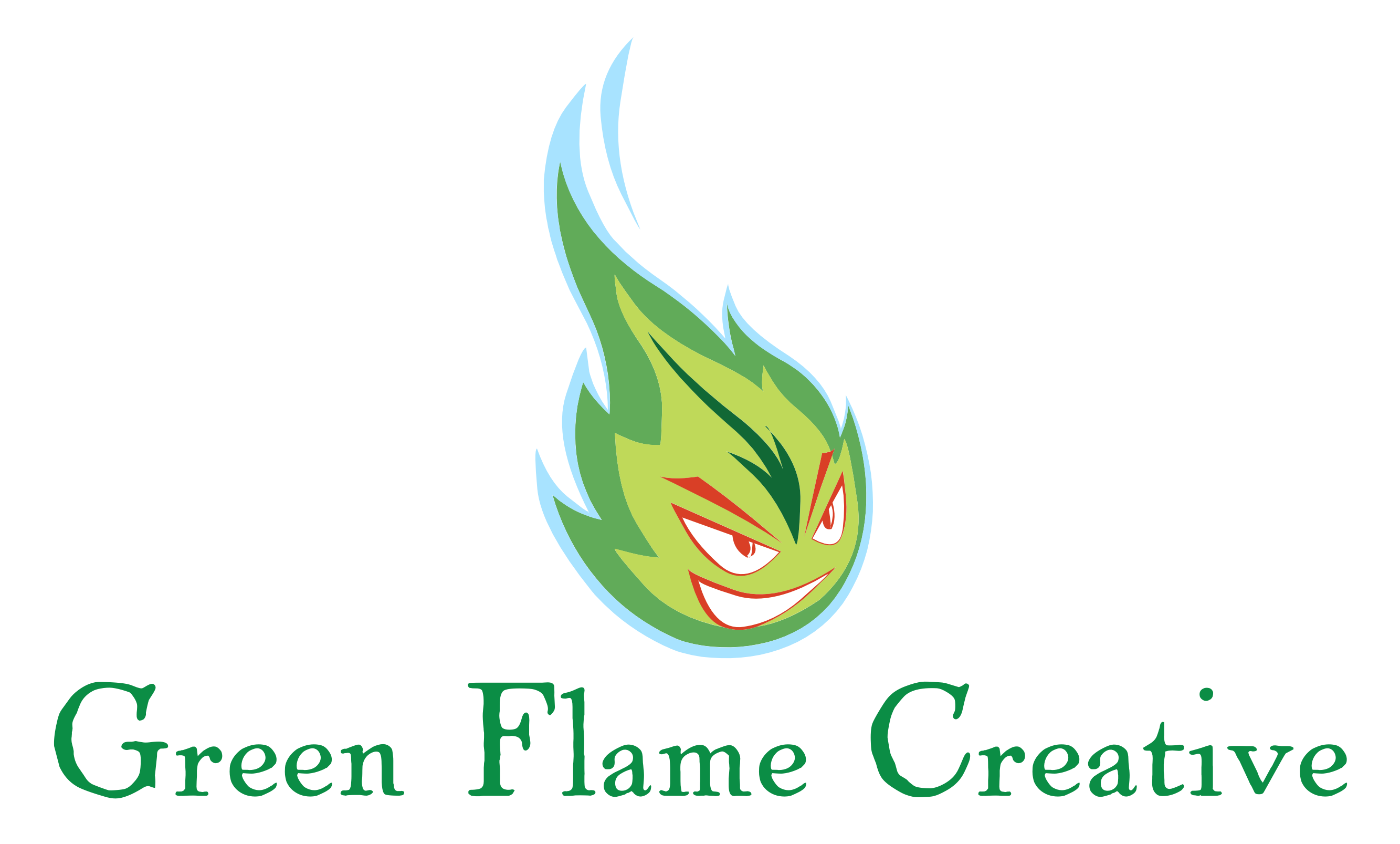 Green Flame Creative
